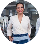 Chef Andreia Pimentel